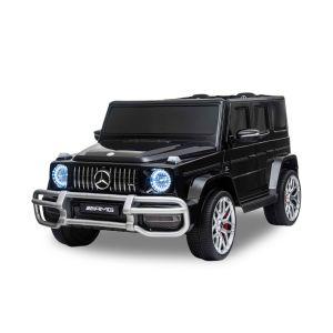 Mercedes Elektro Kinderauto G63 2-Sitzer schwarz