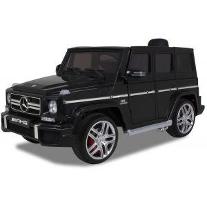 Mercedes Elektro Kinderauto G63 AMG schwarz
