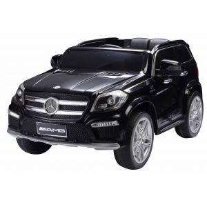 Mercedes Elektro Kinderauto GL63 schwarz