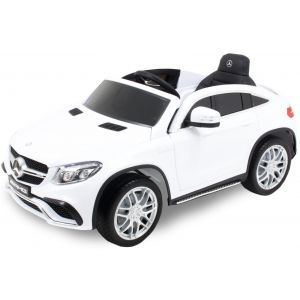 Mercedes Elektro Kinderauto GLE63 AMG weiß