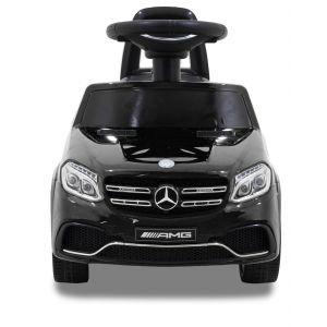 Mercedes Auto GLS63 schwarz