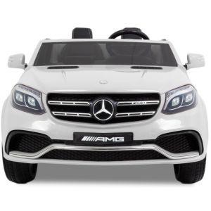 Mercedes Elektro Kinderauto GLS AMG weiß
