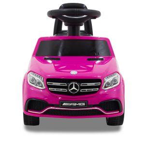 Mercedes Aufsitzwagen GLS63 pink