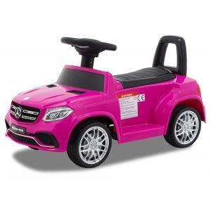 Mercedes Elektro Rutschauto GLS63 Rosa