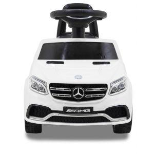 Mercedes Aufsitzwagen GLS63 weiß