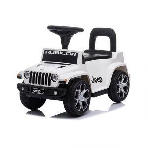 Jeep Wrangler Rutschauto weiß