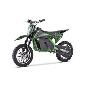 Kijana Outlaw Dirt Bike 49cc grün