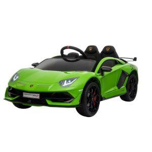 Lamborghini Elektro Kinderauto grün