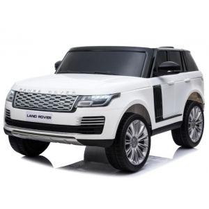 Range Rover Elektro Kinderauto 2-Sitzer weiß