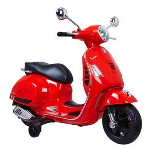 Vespa Elektro-Kinderroller GTS rot