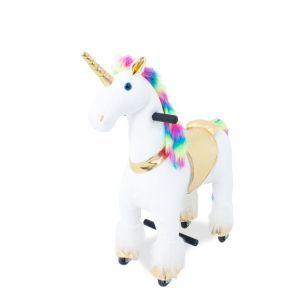 Kijana Einhorn Spielzeug Regenbogen klein
