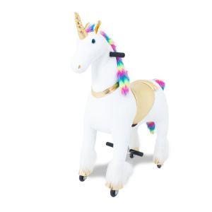 Kijana Einhorn Spielzeug Regenbogen groß