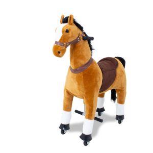 Kijana Reitspielzeug Pferd braun groß