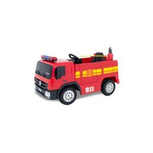 Kijana Elektro Feuerwehrauto für Kinder