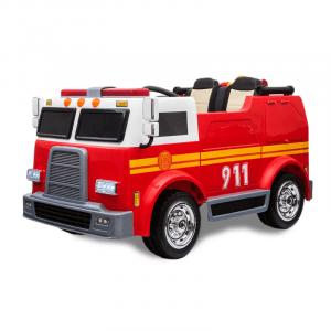Kijana Elektro Feuerwehrauto 2-Sitzer