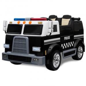 Kijana Elektro Polizeiauto 2-Sitzer