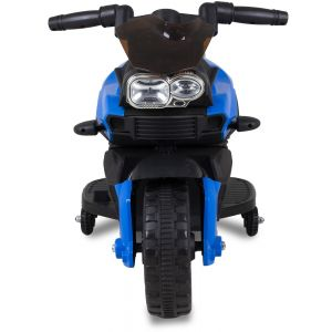 Kijana electric Kindermotorrad blau