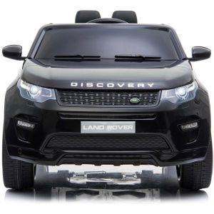 Land Rover elektrisches Kinderauto Discovery schwarz