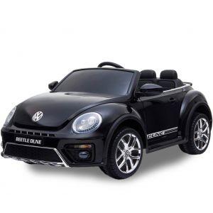 VW Elektro Kinderauto Dune Beetle schwarz