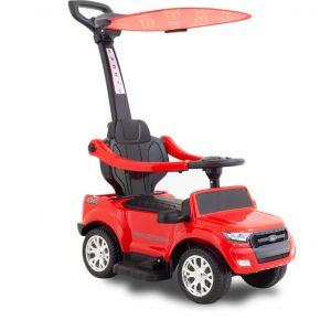 Ford Aufsitzwagen mit Sonnenschirm Ranger rot