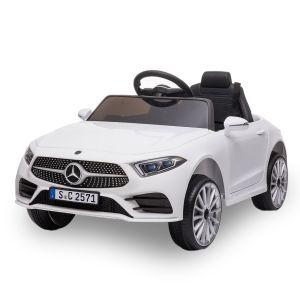 Mercedes Elektro Kinderauto CLS350 weiß