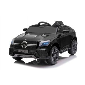 Mercedes Elektro Kinderauto GLC Coupe schwarz