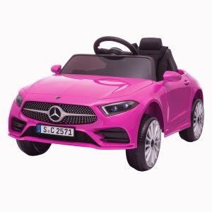 Mercedes Elektro Kinderauto CLS350 rosa