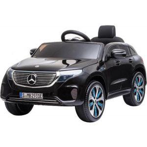 Mercedes Elektro Kinderauto EQC schwarz