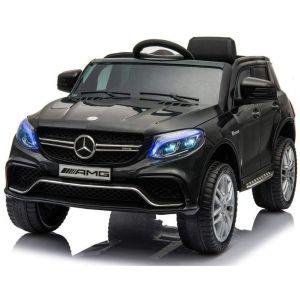 Mercedes Elektro Kinderauto GLE63s schwarz