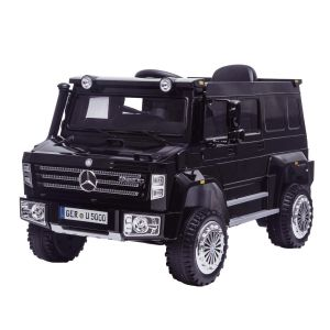 Mercedes Elektro Kinderauto Unimog U5000