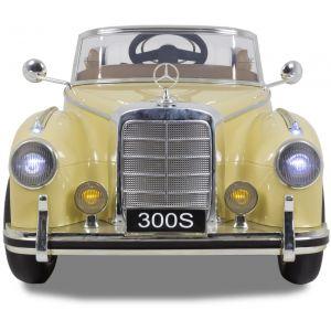 Mercedes Elektro Kinderauto 300s Creme