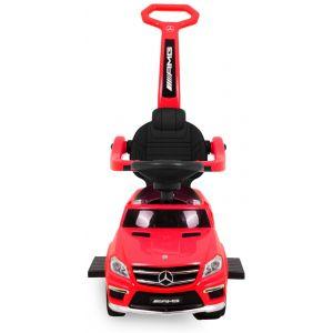 Mercedes Aufsitzauto GL63 rot