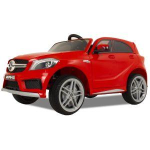 Mercedes Elektro Kinderauto A45 rot