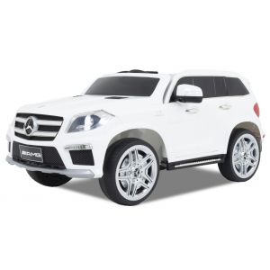 Mercedes Elektro Kinderauto GL63 AMG weiß