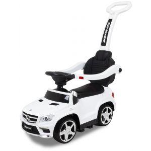 Mercedes Aufsitzwagen GL63 weiß