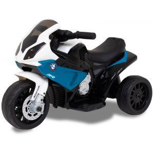 BMW Elektro Kindermotorrad Mini blau