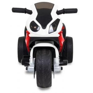BMW elektrisches Kindermotorrad mini rot