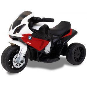 BMW Elektro Kindermotorrad Mini rot