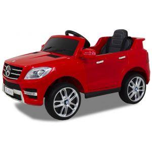 Mercedes Elektro Kinderauto ML350 rot