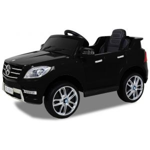 Mercedes Elektro Kinderauto ML350 schwarz