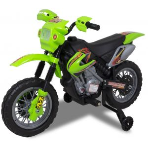 Kijana Dirt Bike grüne Sattellenkerreifen