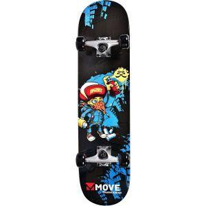 Move skateboard Graffiti
