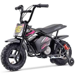 Kijana Outlaw Elektro Kindermotor 24V - 250W Rosa