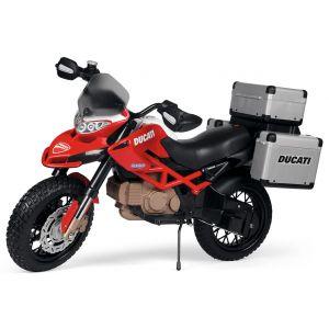 Peg Perego elektro Kindermotorrad Ducati Enduro