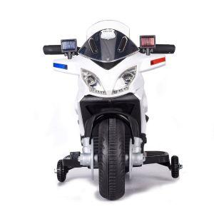 Kijana elektrische Kindermotorradpolizei