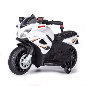 Kijana Elektro Kindermotorrad polizei