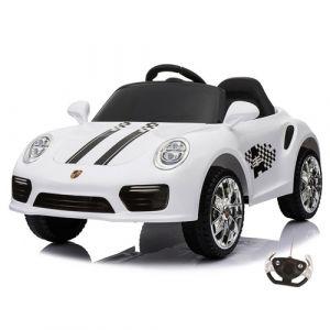 Kijana Elektro Kinderauto Porsche Stil weiß
