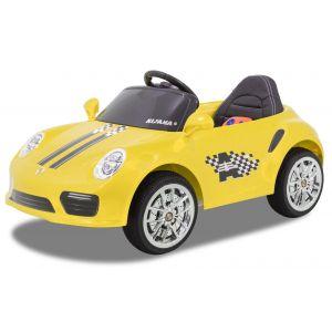 Kijana Elektro Kinderauto Porsche Stil gelb