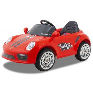 Kijana Elektro Kinderauto Porsche Stil rot