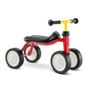 Puky Balance Fahrrad Pukylino rot